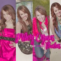 Miley Cyrus Photos by CantbeTamedSmiler