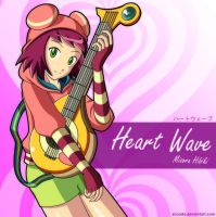 Heart Wave by ancode