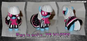 Time to make DE MAGIKS! by HeyLookASign