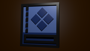 3D Book Icon from Monster Hunter by Trodag