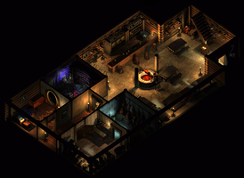 Icewind Tavern by eawyne