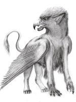 Griffin by DrawingRulez