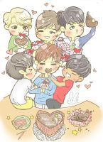 Vixx Valentine by LemonNight