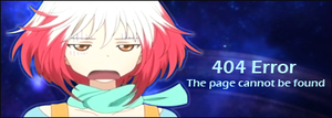Pascal's 404 Error by oathkeeper9918