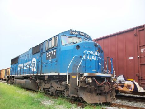 Norfolk Southern 6777 by CNW8646