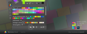 Tip#50: MixColors 2 and new swatch groups in PS by Anastasiy