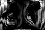 Striped Shadows by littlemewhatever