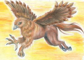 Hippogriff by Gardi