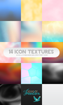 Icon Textures #01 by chillmybones
