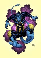 Nightcrawler by spidermanfan2099