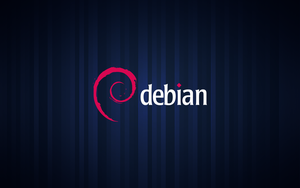 Stripes Debian Wallpaper by Alucryd