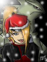 Merry Christmas Dei by Patrick-Theater