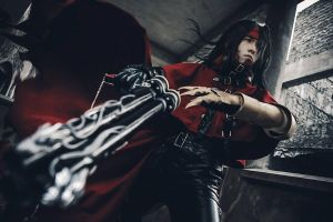 Vincent Valentine - The nightmare begins by soulCerulean