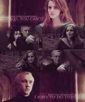 Dramione - I Have To Do This by JessMindless