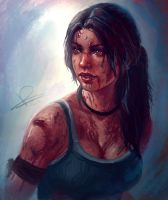Tomb Raider Reborn by TsunamiXD