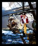 Pirates: The Chase Is On by superadaptoid