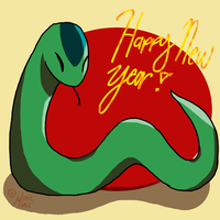 HAPPY NEW YEAR!!! by music-mimic