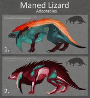 Maned Lizard spec_doptables 1 [1/2] by xxFuria