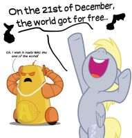 Because it's 12-21-12 by Cartuneslover16