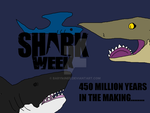 Shark Week by BaryMiner