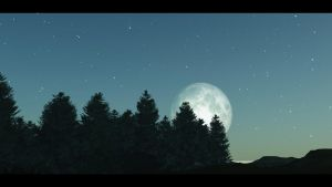 Moonlit Shades by BrotherOfMySister