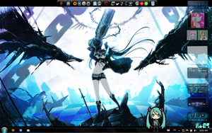 My new Wallpaper by knux03