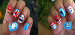 nail art 3 by Kyaa-L