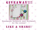 GIVEAWAY ON FACEBOOK by AngelLale87