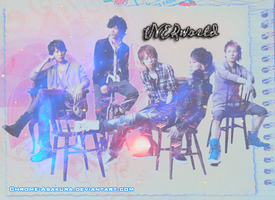 UVERworld by Chrome-Asakura