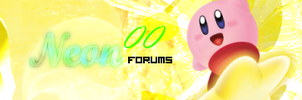Neon Forums Signature - Tag by Ryanx2