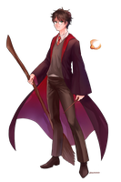 Harry potter by bk090909