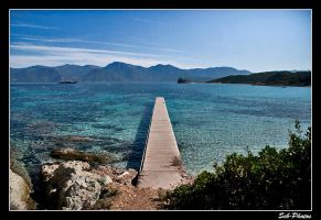 A way to paradise... by Seb-Photos