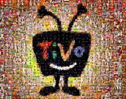 My TiVo Gets Photomosaic by drsparc