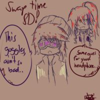 RD: Swapping time~! by danshi6325