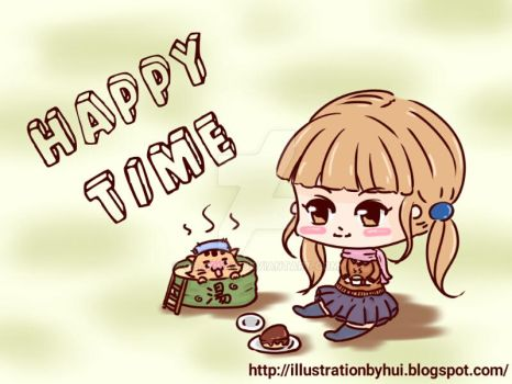 happy time by obayway