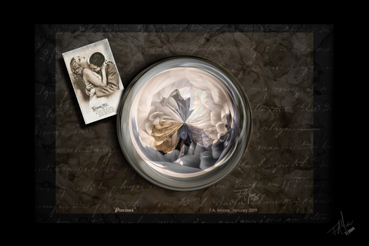 The Precious Paperweight - I by famoore