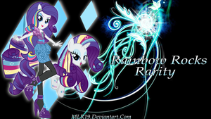 Rainbow Rocks WP Rarity by MLR19