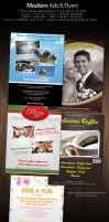 Magazine Style Ads and Flyers by ibRC