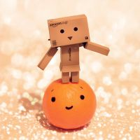 playful danbo by Estelar