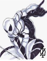 Spider-man Future Foundation by ChrisOzFulton
