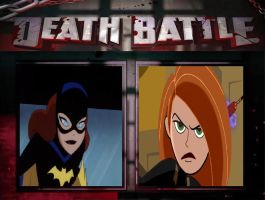 DEATH BATTLE Wishlist No.54 by IronBloodAika