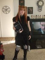 Misa Amane Note by Zeronix