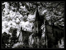 castle of darkness by mescaline73