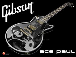 Gibson Ace Paul by medek1