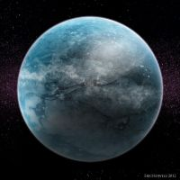 blue planet by EricHowell