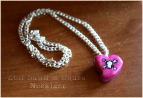 Ebil Chain Necklace by aunjuli