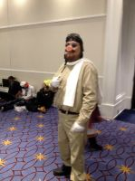Katsucon 2014: Porco Rosso by SpikeJet2736
