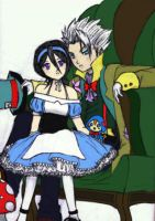 Rukia in Wonderland. . . ? by xxx-Sorako-xxx