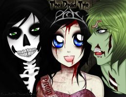 The Dead Trio by NikkieHale