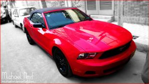 Ford Mustang by MichaelNN